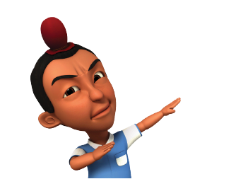 Character Upin Ipin Offical Website